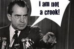 Presidentiële speeches: 'I am not a crook'